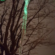 Green Icicle