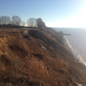 Hawk cliff bluffs