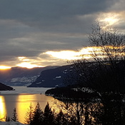 Sicamous Sunset