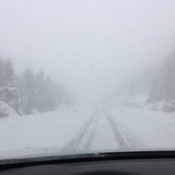 Yeah, great driving in Northeastern Ontario