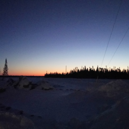 Moments on the Great trail
