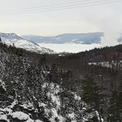 Corner Brook walking trail (gorge look out)