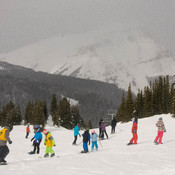 Skiing in Lake Louise, Banff and Minnedosa