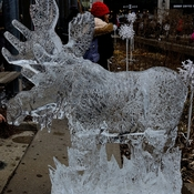 Toronto Ice fest 2017 Celebrating Canada 150th Birthday