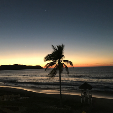 Sunset at Punta Mita