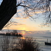 1000 Islands Sunrise Feb 28