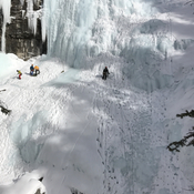 Johnston Canyon - Upper Falls