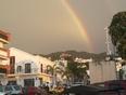 rainbow over PV - Puerto Vallarta, JAL
