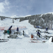 Marmot Basin Ski Resort