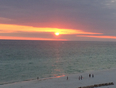 Panama City Beach Sunset - Panama City Beach, Florida, US