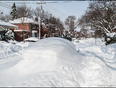 Snowbound Hell in Montreal!