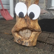 Happy firewood
