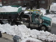 Seven Days Later: SNOW REMOVAL! - Saint-Laurent, Montreal, QC