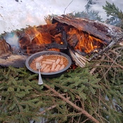 Newfie boil up