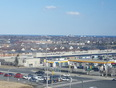 Beautiful view from Oakville Hospital