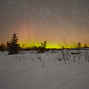Early Spring Aurora