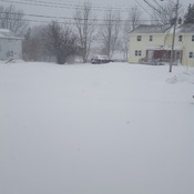 wintery blizzard here in newglasgow nova Scotia