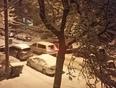 snow at nigth - Montréal, QC