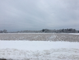 Return of winter - North Grenville, ON, CA