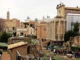 The Roman Forum  Rome Italy - Sooke, BC