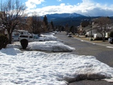 COMPARISONS IN SNOW DEPTH! - Cranbrook, BC