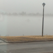 Little Lake morning fog
