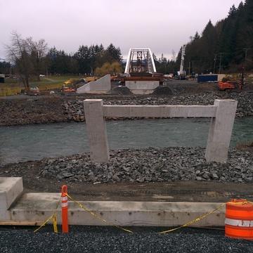 New Vedder River Bridge