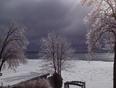 Ice Storm - Orillia, ON, CA