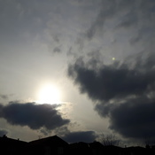 Mix of Sun & Clouds