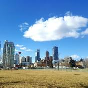 Calgary, the most cleanest city in the world