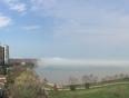 Bronte Harbour fog