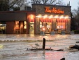 New Wave Action Pool at Tim Hortons