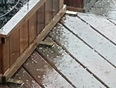 small hail - Ancaster, ON