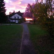 A Walk in Fort Langley