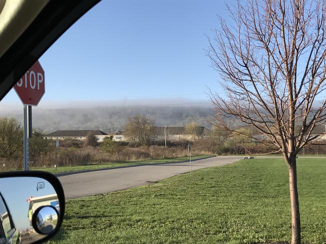 Grimsby Fog