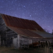 Annapolis Barn and Stars