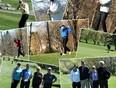 April Golf