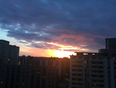Sunrise - early morning  - Toronto, ON, CA