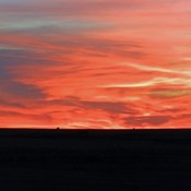 Saskatchewan Prarie Sunset