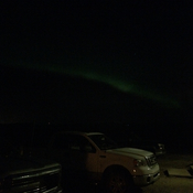 Northern lights over Alberta