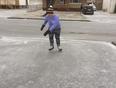 April skate in Thunder Bay - Thunder Bay, ON, CA