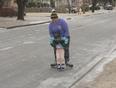 Street skating - Thunder Bay, ON, CA
