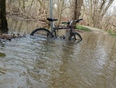 spring flooding - Woodstock, ON