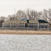 High Tide at Woodbine Beach