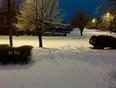 Thunder Bay ice storm  - Thunder Bay, ON, CA