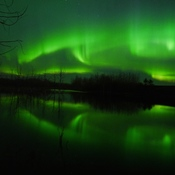 Aurora Dance Along The Trans Canada Trail