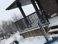 Spring snow - Unnamed Road, Cando, SK S0K 0V0,