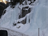 Frozen in time. Route to Whistler BC - Whistler, BC
