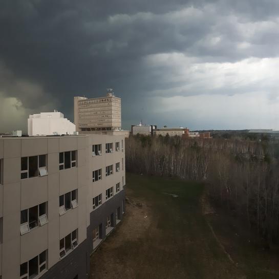 storm Sudbury, ON