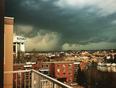 Thunder storm in Sudbury - Sudbury, ON, CA